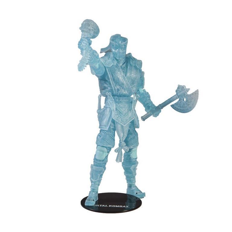 Mortal Kombat Sub-Zero Action Figure Only at GameStop
