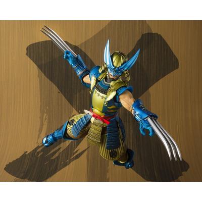 X-Men Meisho Movie Realization Muhomono Wolverine Figure