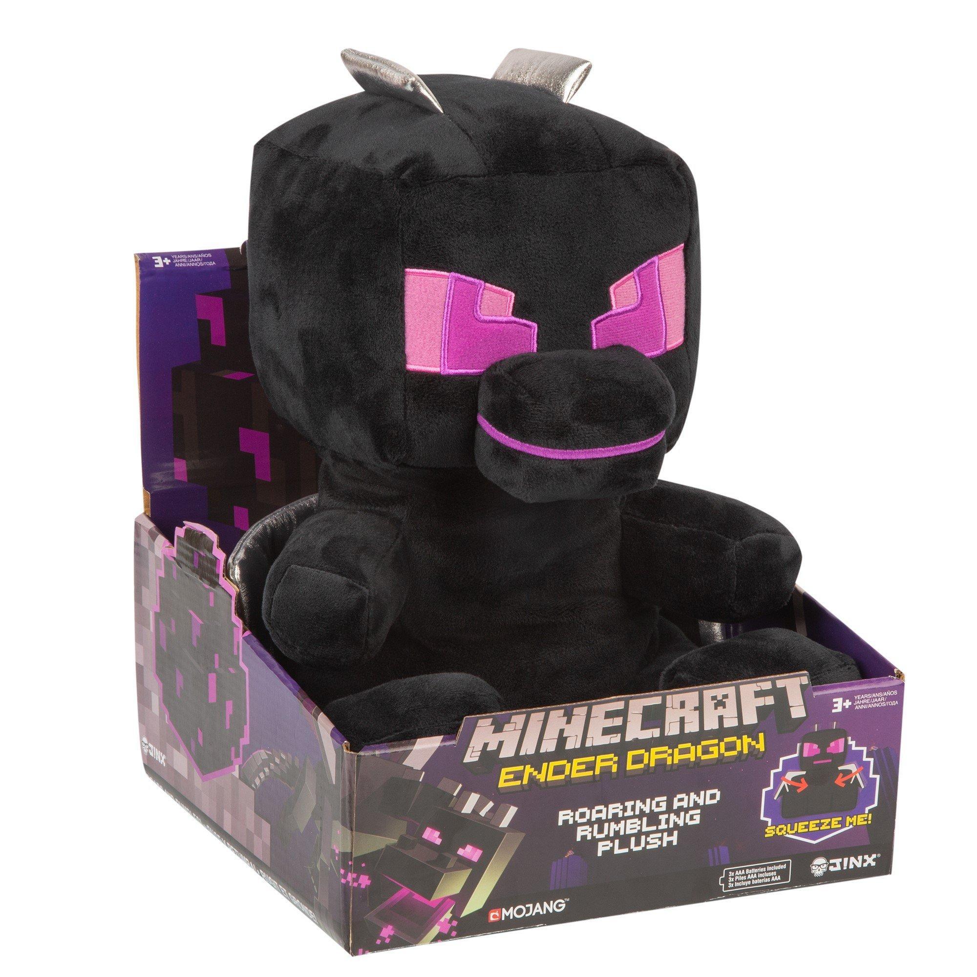 Minecraft Ender Dragon Plush Only at GameStop  GameStop