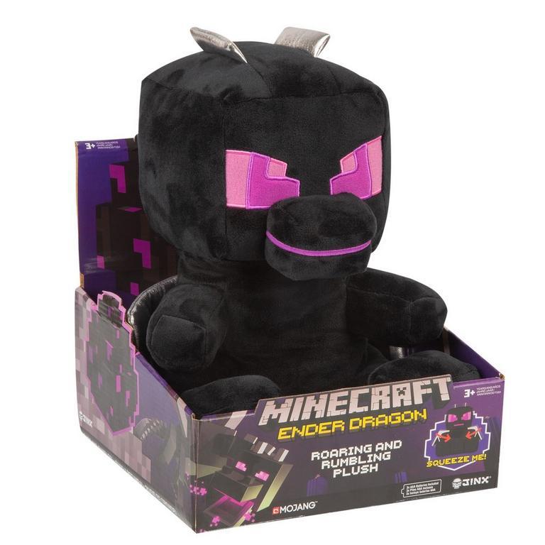 Minecraft Ender Dragon Plush Only at GameStop