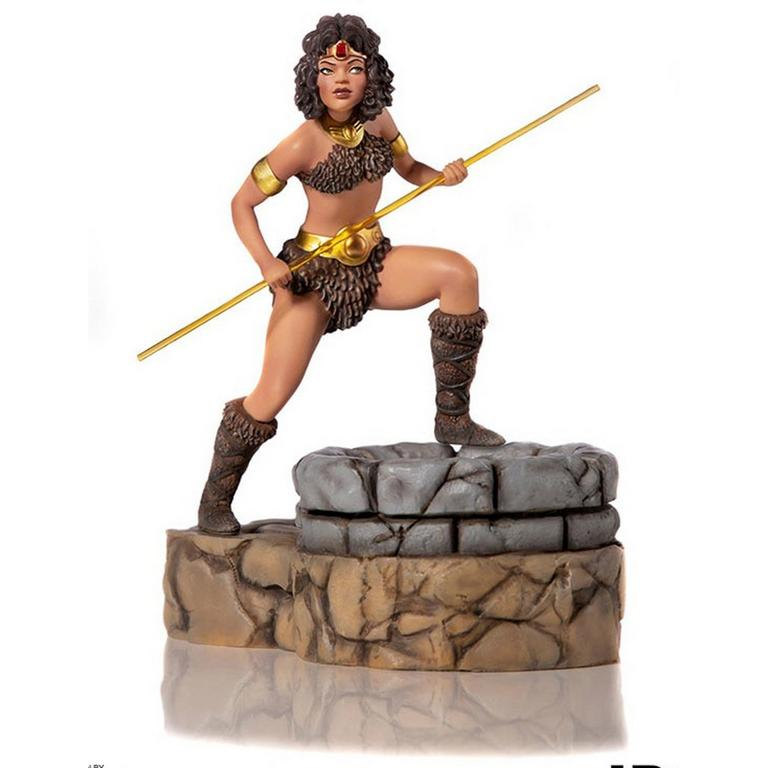 Dungeons and Dragons Diana the Acrobat Battle Diorama Series Statue