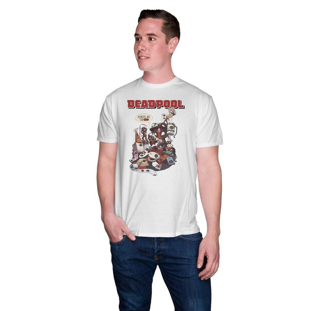 Deadpool Royalties Men's T-Shirt