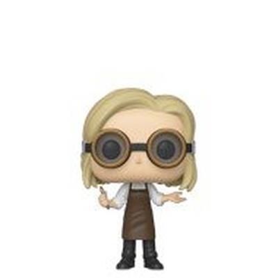 POP! TV: Doctor Who 13th Doctor