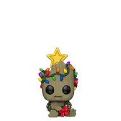 POP! Marvel: Holiday Groot