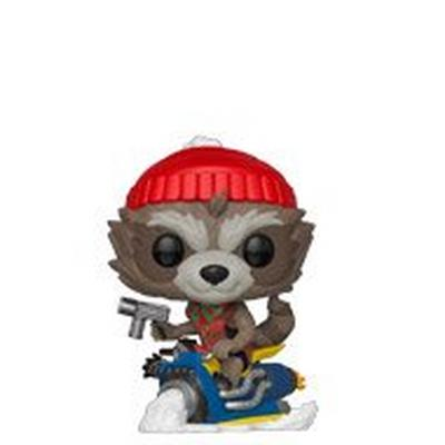 POP! Marvel: Holiday Rocket