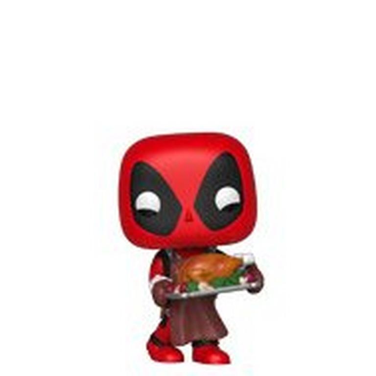 POP! Marvel: Holiday Deadpool