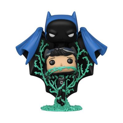 POP! Heroes: Batman and Catwoman Moment Only at GameStop