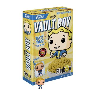 POP! Cereal: Fallout 76 Vault Boy FunkO's Only at GameStop