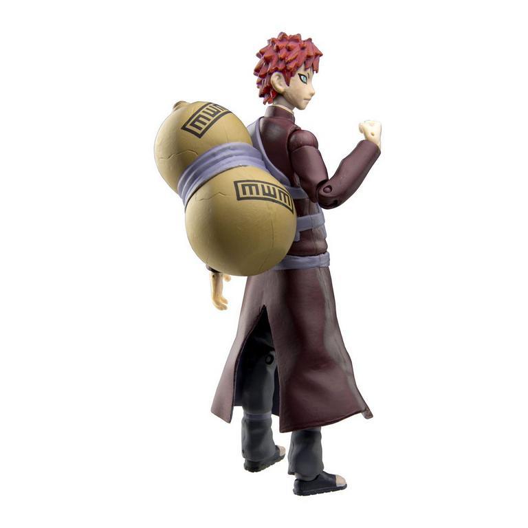 Naruto Shippuden Gaara Poseable Action Figure