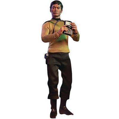 Star Trek: The Original Series Hikaru Sulu QMx Master Series Action Figure