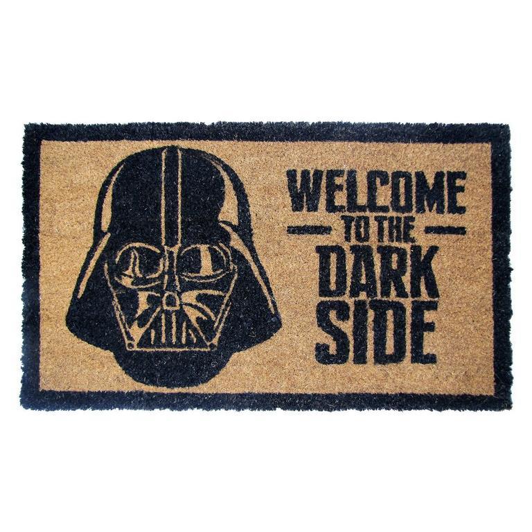 Star Wars Darth Vader Welcome to the Dark Side Doormat