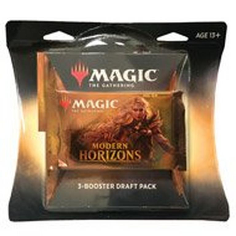 Magic: The Gathering Modern Horizons 3-Booster Draft Pack