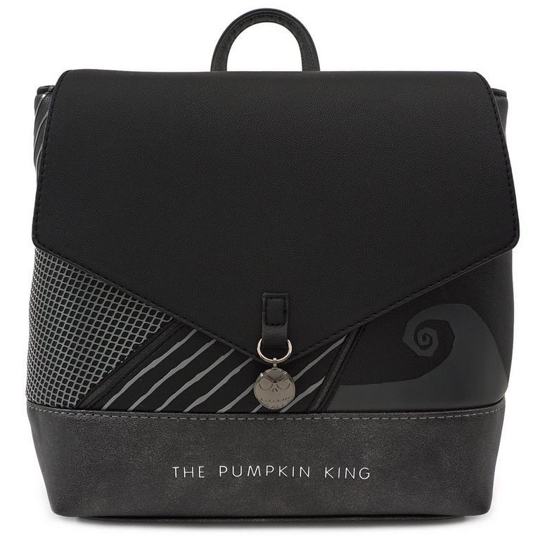 The Nightmare Before Christmas Pumpkin King Mini Backpack