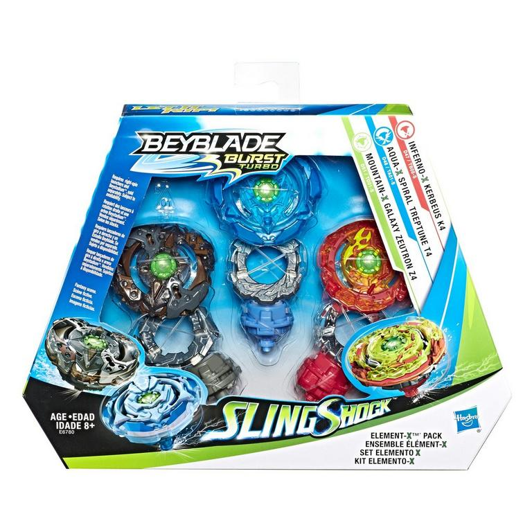 Beyblade Deluxe Element Multi Pack Only at GameStop