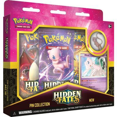 Pokemon Trading Card Game: Hidden Fates Pin Collection
