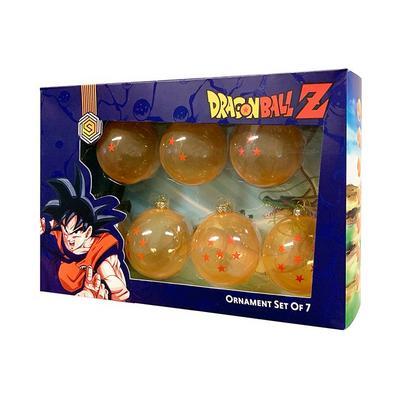 Dragon Ball Z Dragon Ball Ornament 7 Pack