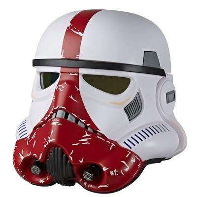 Star Wars: The Mandalorian Incinerator Stormtrooper The Black Series Helmet