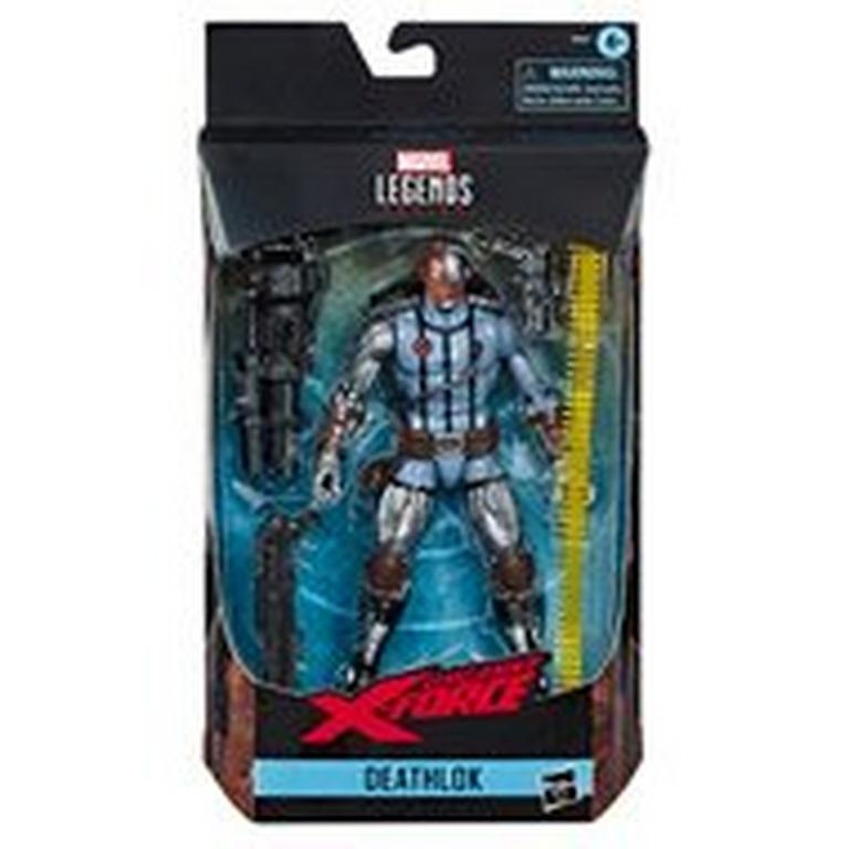 Marvel Legends X-Force Deathlok Figure
