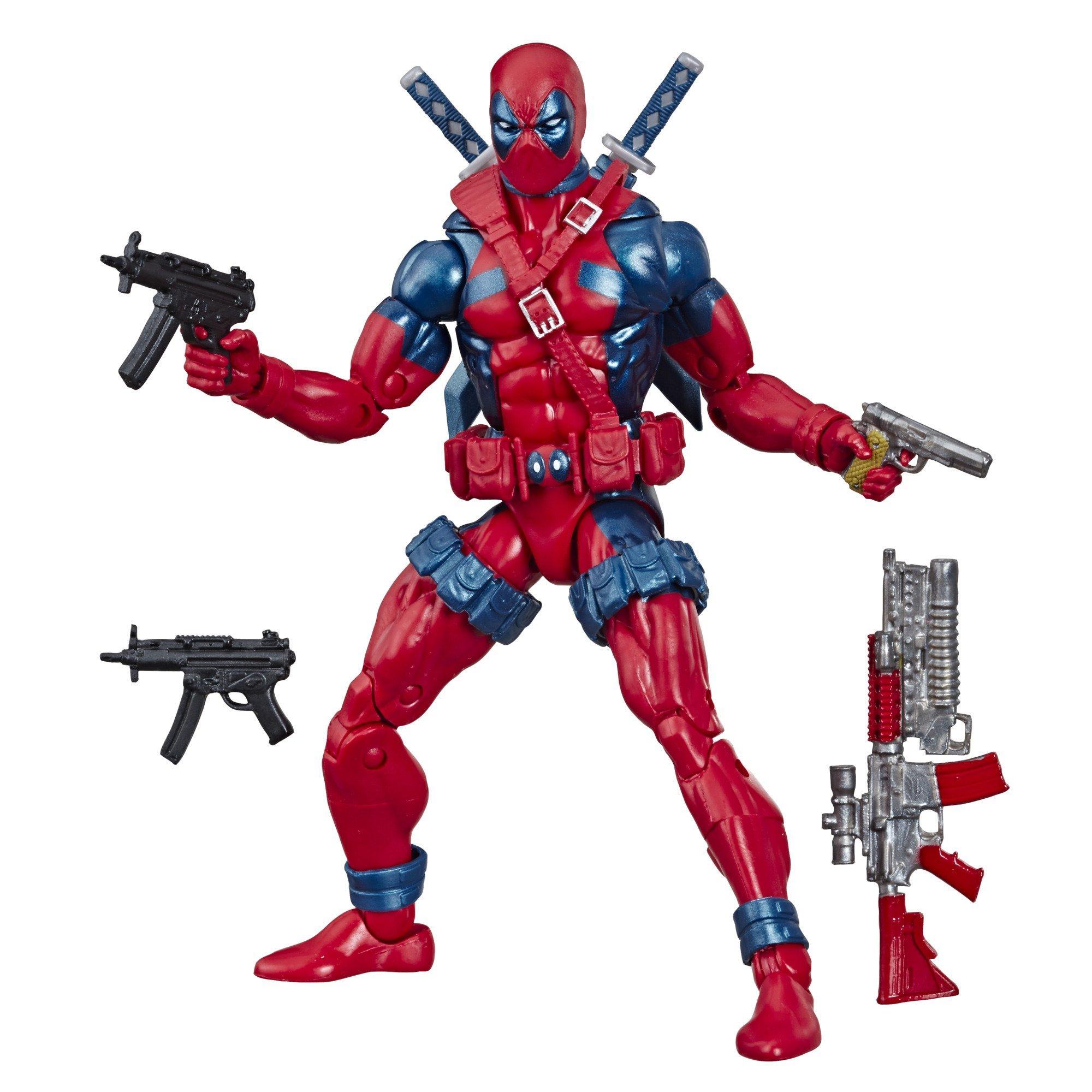 Amazing Marvel DEADPOOL Action figure