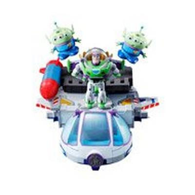 Toy Story Buzz Robo Space Ranger Action Figure
