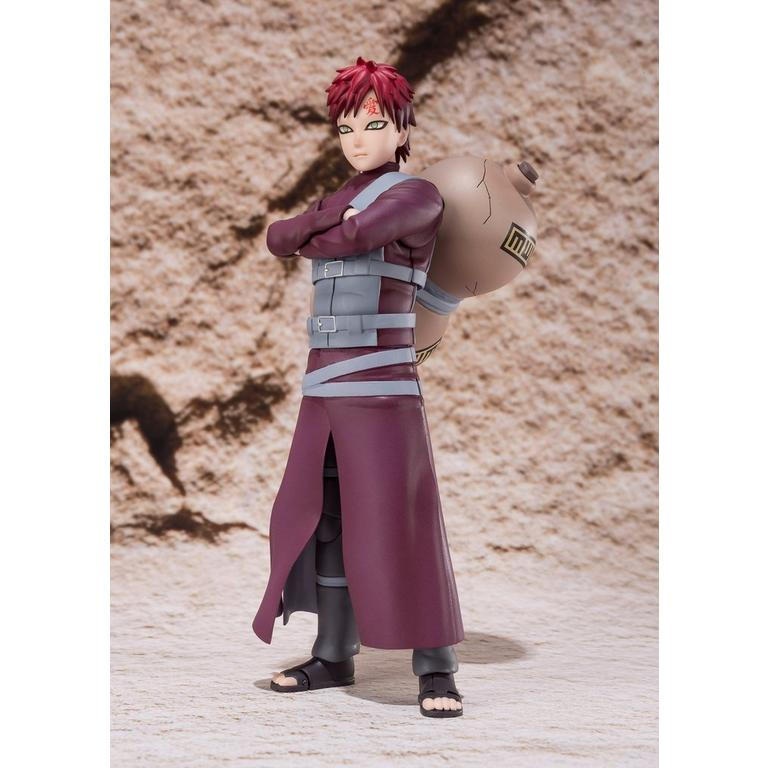 Naruto Shippuden Gaara S.H. Figuarts Action Figure