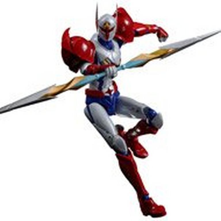 Sentinel Infini-T Force Tekkaman Fighter Gear Version Action Figure