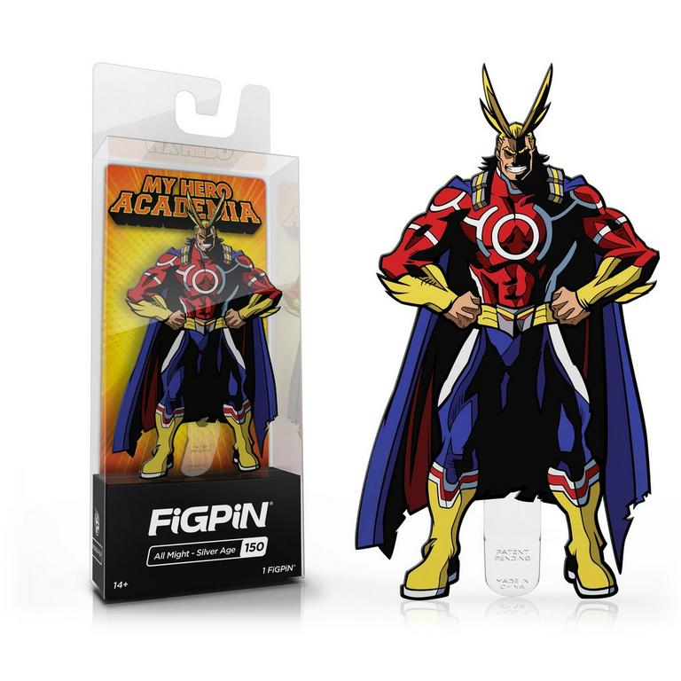 My Hero Academia Silver Age Almight FiGPiN