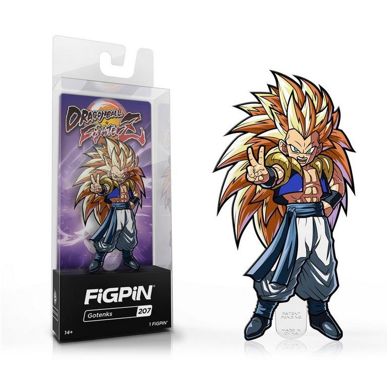 Dragon Ball Z Gotenks FiGPiN