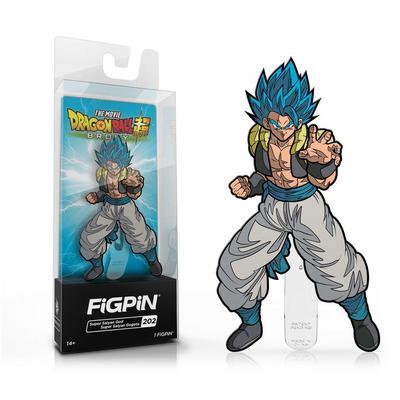 Dragon Ball Super Broly Super Saiyan God Super Saiyan Blue Gogeta FiGPiN