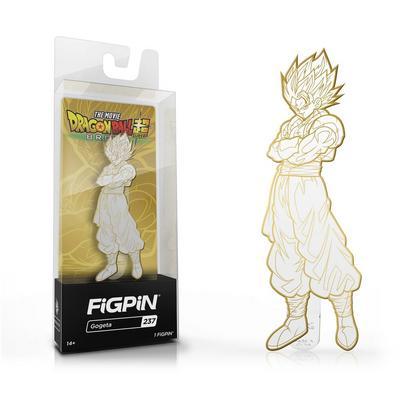 Dragon Ball Super Broly Gogeta FiGPiN