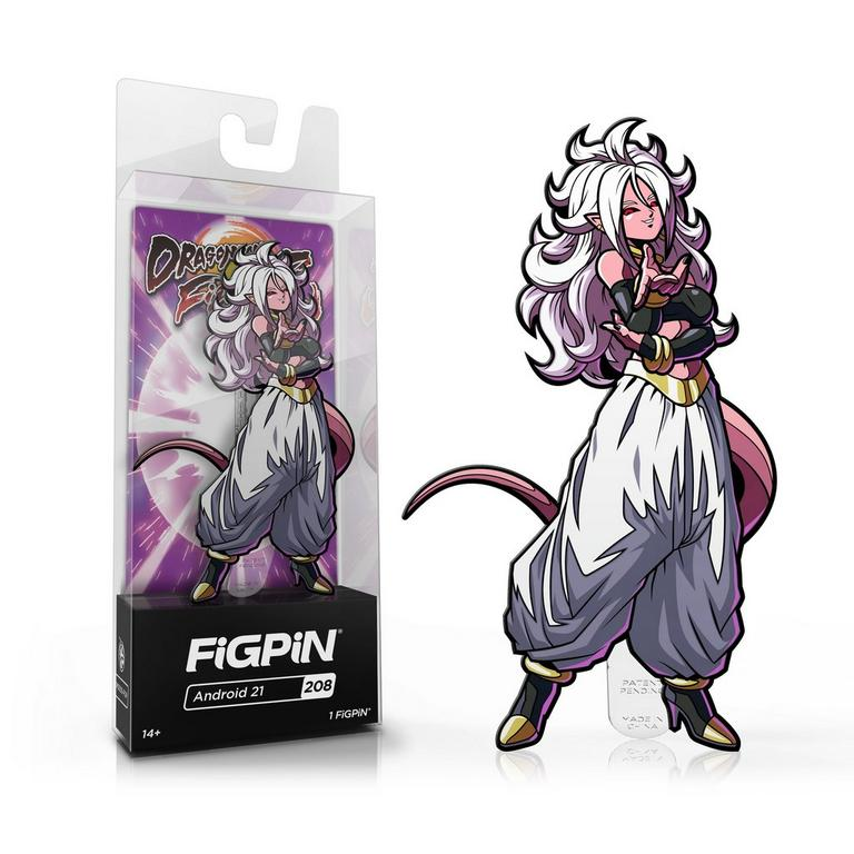 Dragon Ball FighterZ Android 21 FiGPiN