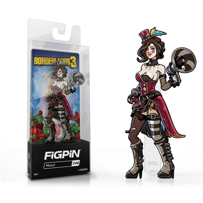 Borderlands 3 Mad Moxxi FiGPiN
