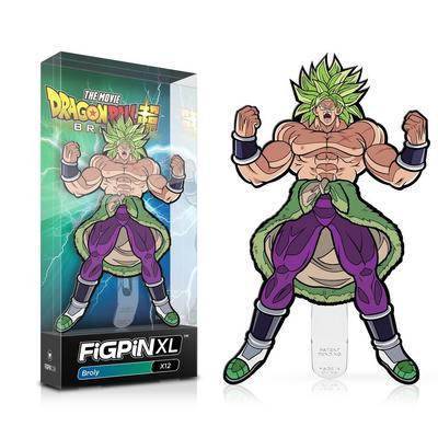 Dragon Ball Super Broly Super Saiyan Broly FiGPin XL