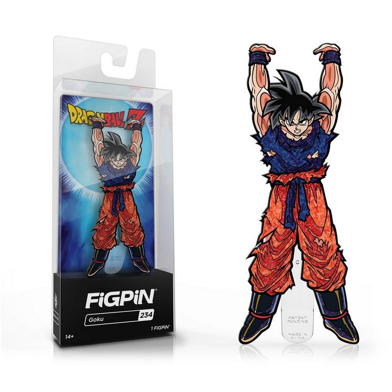 Dragon Ball Z: Kakarot Goku Glitter FiGPiN Only at GameStop