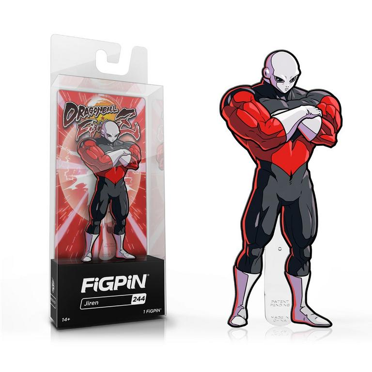 Dragon Ball FighterZ Jiren FiGPiN