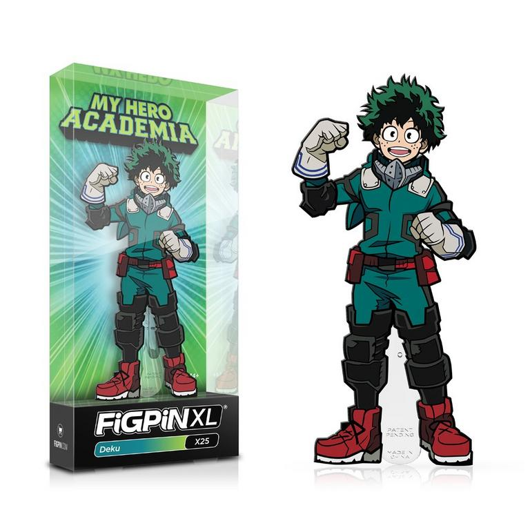 My Hero Academia Deku Hero Outfit FiGPiN XL