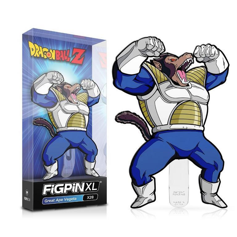 Dragon Ball Z Great Ape Vegeta FiGPiN XL