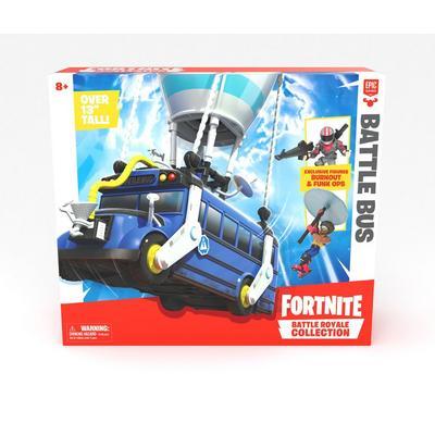 Fortnite Battle Royale Collection Battle Bus Set