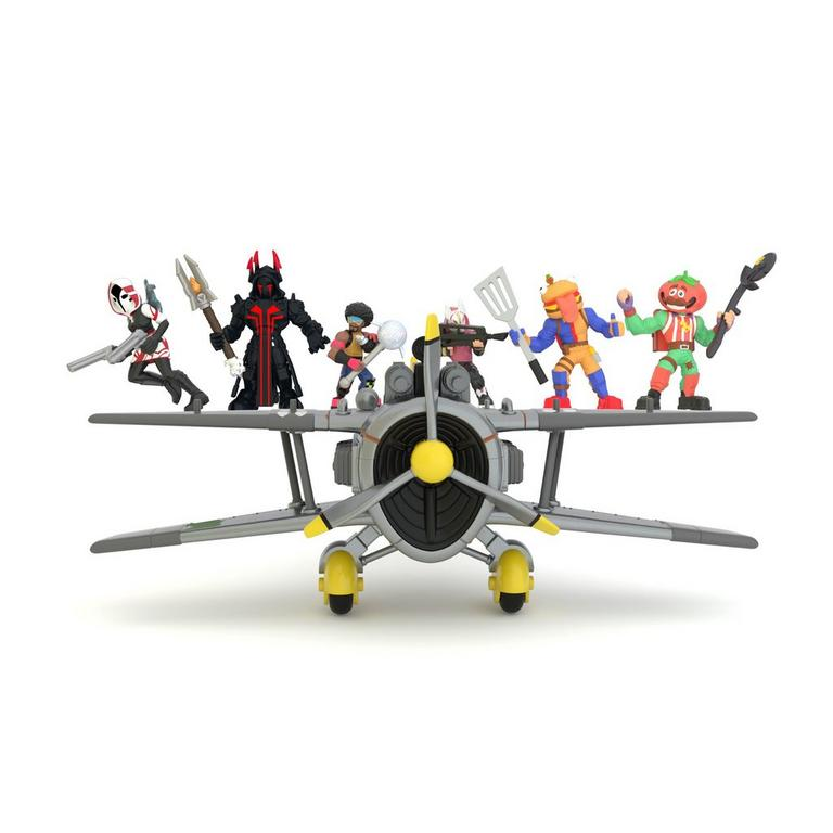 Fortnite X-4 Stormwing Battle Royale Collection Plane Pack