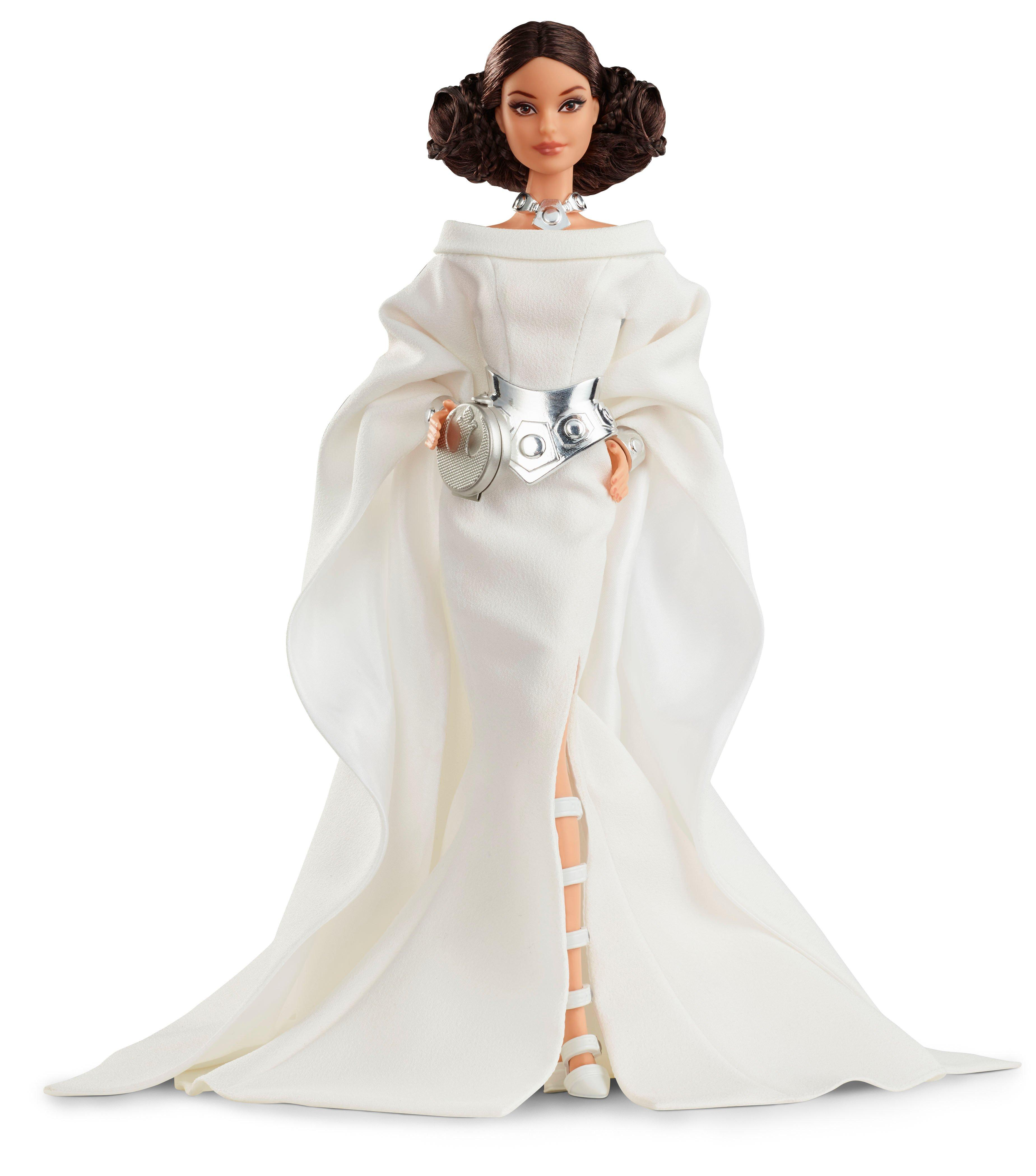 Star Wars A New Hope Princess Leia Barbie Signature Doll