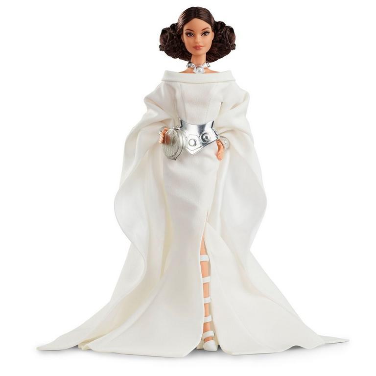 Star Wars: A New Hope Princess Leia Signature Barbie Doll