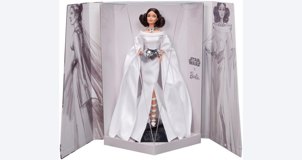 Star Wars: A New Hope Princess Leia Barbie Signature Doll
