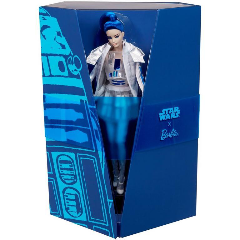 Star Wars: A New Hope R2-D2 Barbie Signature Doll