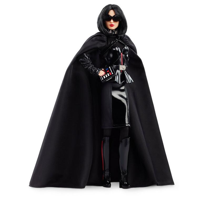 Star Wars: A New Hope Darth Vader Barbie Signature Doll