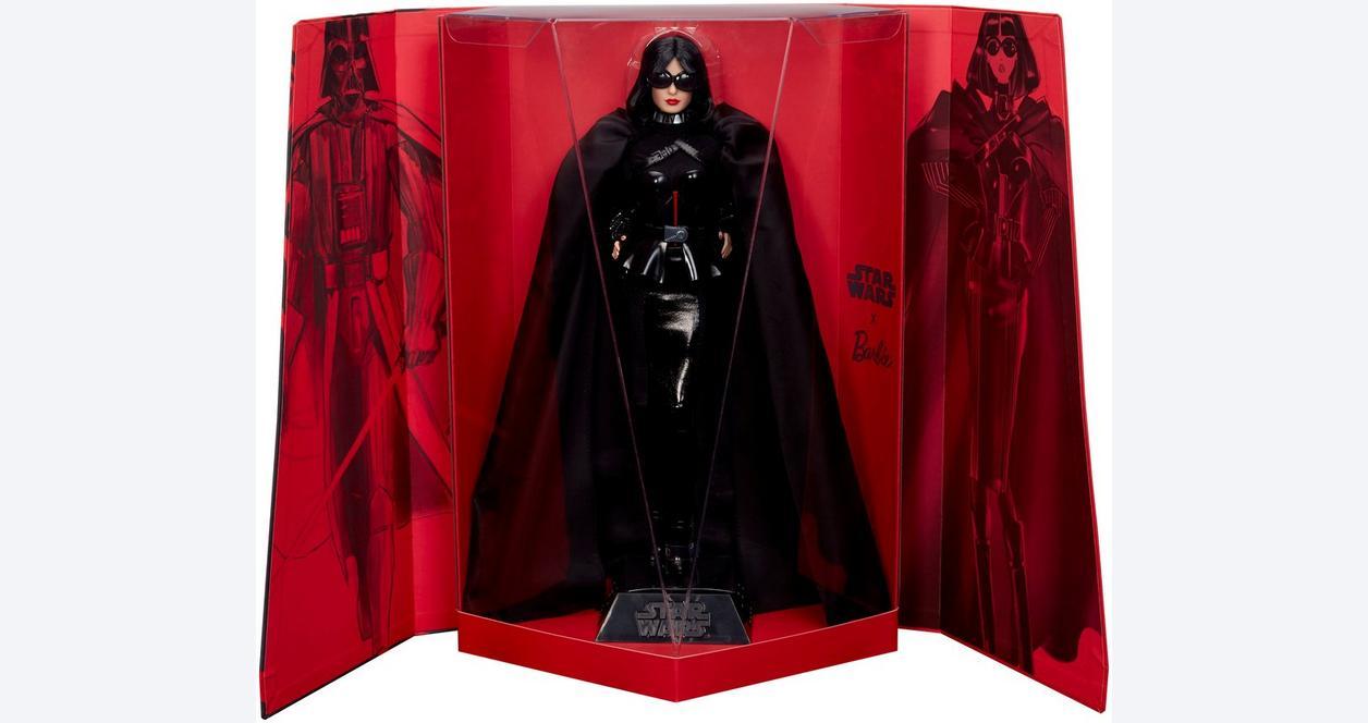 Star Wars: A New Hope Darth Vader Signature Barbie Doll