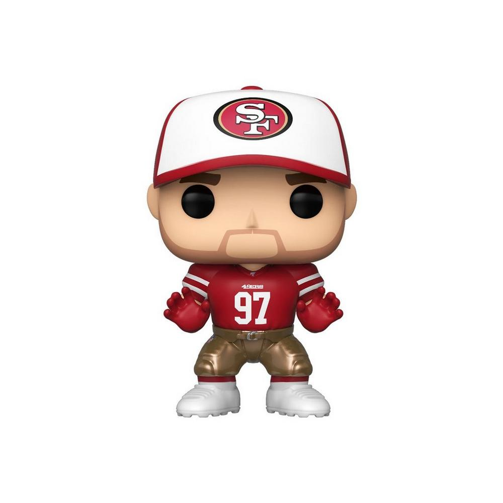 finest selection 249f8 99aa8 POP! NFL: 49ers Nick Bosa Home Jersey | GameStop