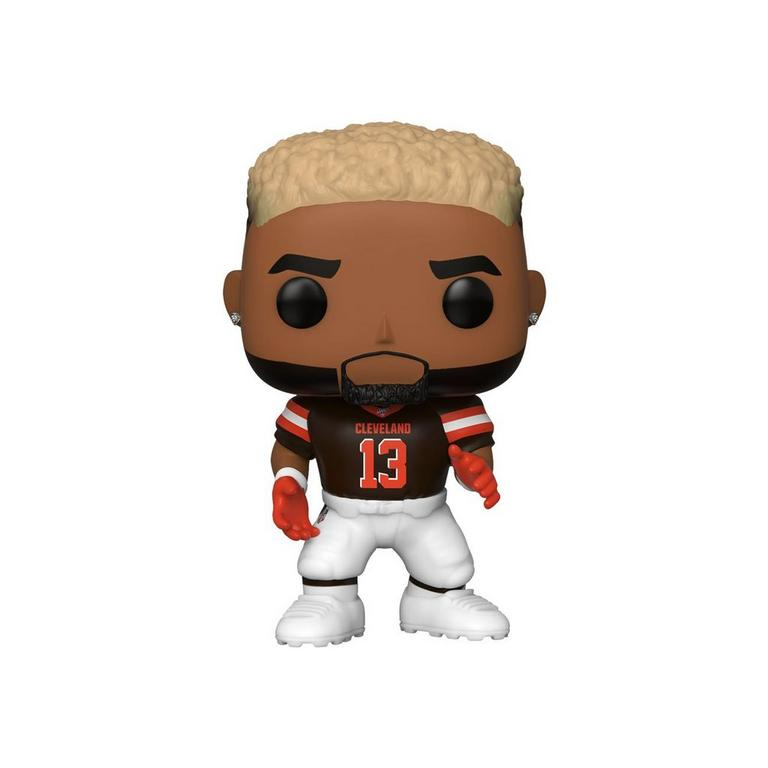 on sale f5901 b92a1 POP! NFL: Browns Odell Beckham Jr. Home Jersey | GameStop