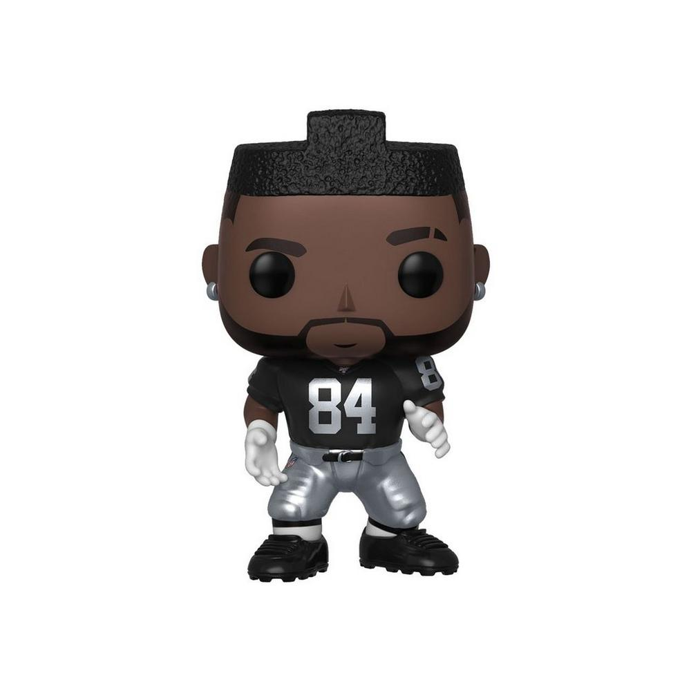 check out 8ed7f db2d7 POP! NFL: Raiders Antonio Brown Home Jersey | GameStop