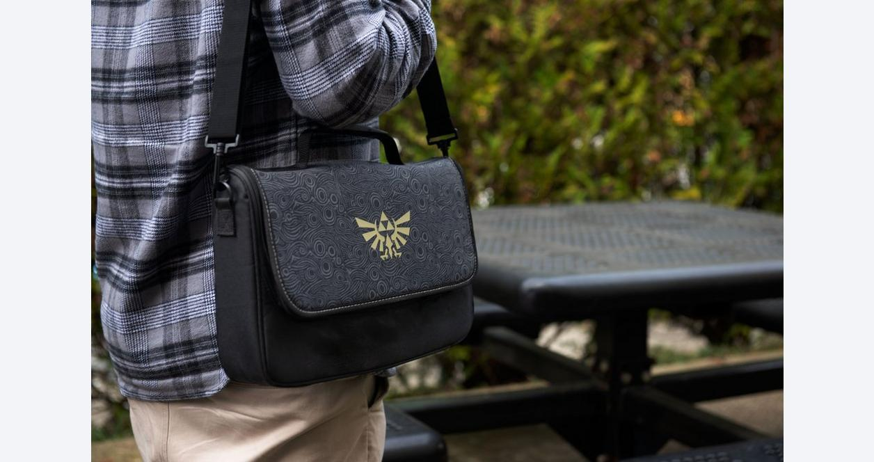 Nintendo Switch The Legend of Zelda: Breath of the Wild Messenger Bag