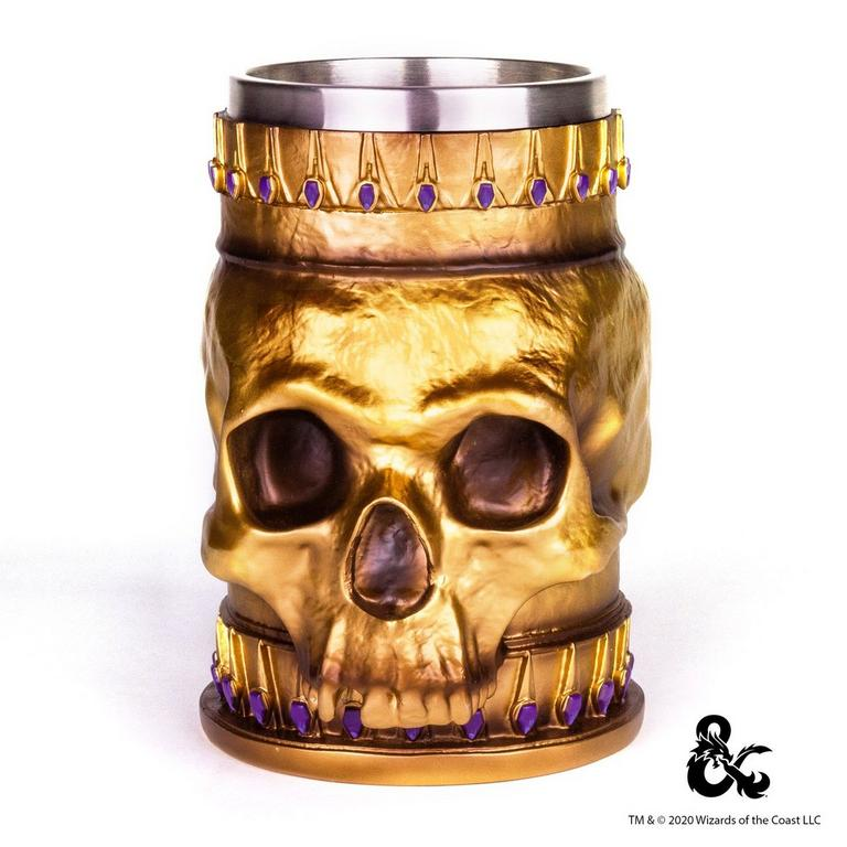 Dungeons and Dragons Skull Tankard Only at GameStop